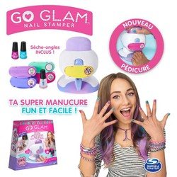 Cool Maker - Go Glam Nail Stamper Deluxe