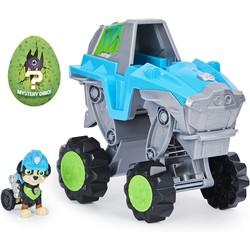 Pat' Patrouille Dino Rescue Véhicule Deluxe + figurine Rex