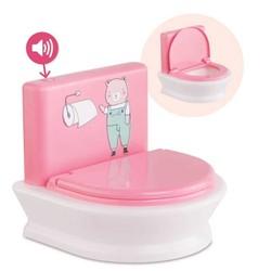 Toilettes interactives pour poupon 30/36 cm