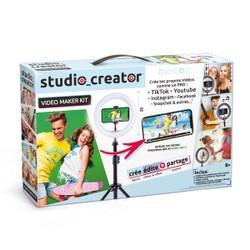 Coffret influenceur Studio Creator