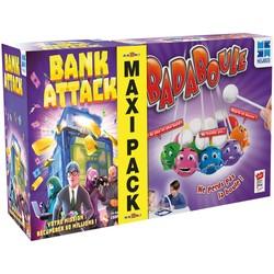 Maxi Pack Badaboule + Bank Attack