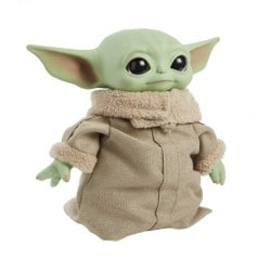 Figurine peluche Star Wars L'Enfant (Bébé Yoda) 28 cm