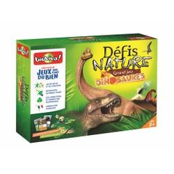 Défis Nature - Grand Jeu - Dinosaures