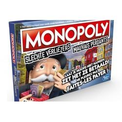 Monopoly pour les Mauvais Perdants - Version bilingue (Fr/Nl)