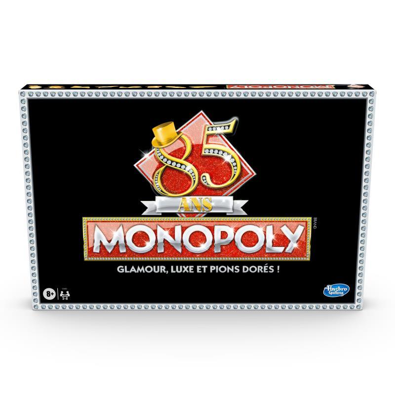 Monopoly Édition 85ème Anniversaire