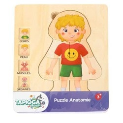 Puzzle Anatomie