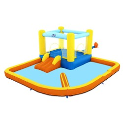 Aire gonflable Beach Bounce Water Park