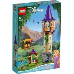 La tour de Raiponce - LEGO Disney - 43187