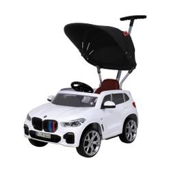 BMW X5M Push Car - Blanc