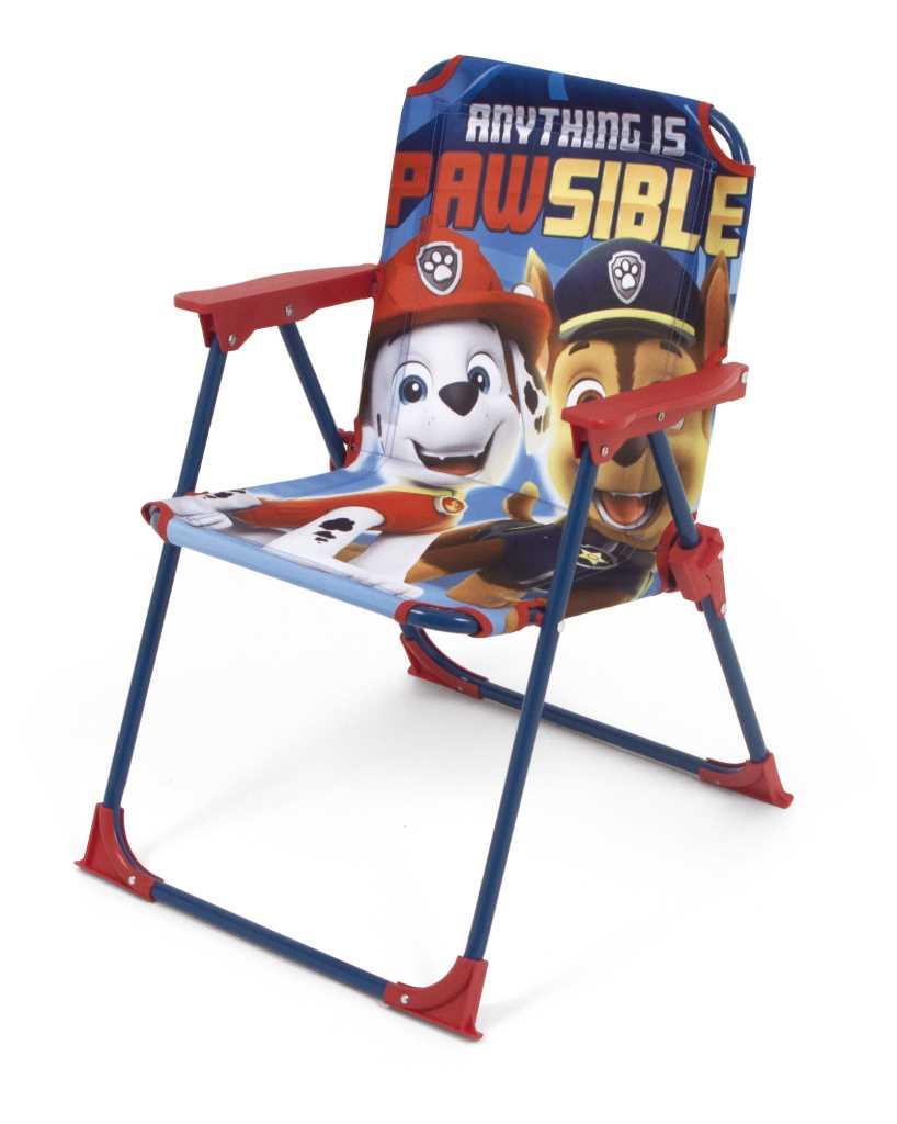 Chaise pliante Pat Patrouille