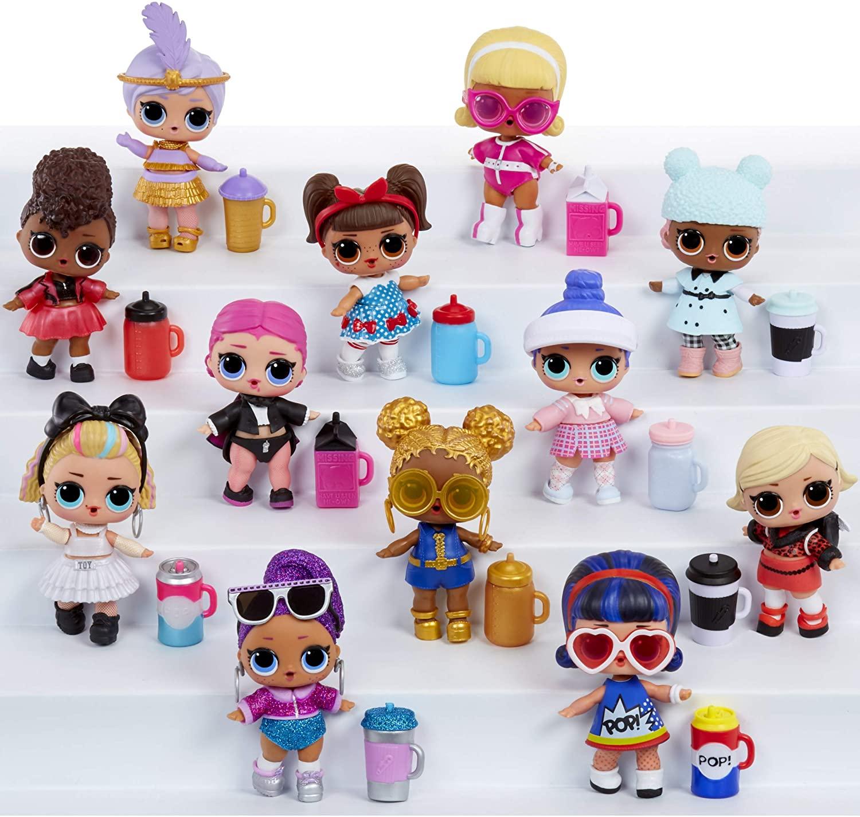Mini poupée L.O.L Surprise Confetti Under Wraps