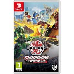 Nintendo Switch Bakugan : Champions de Vestroia