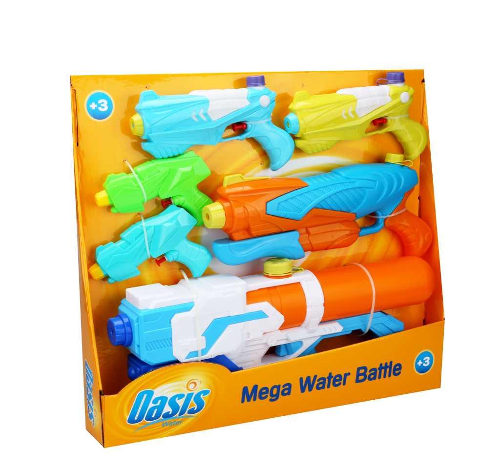 Mega Water Battle Set