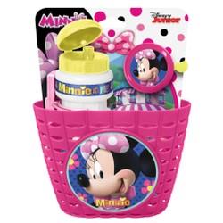Set d'accessoires pour vélo enfant - Minnie