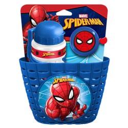 Set d'accessoires pour vélo enfant - Spider-Man