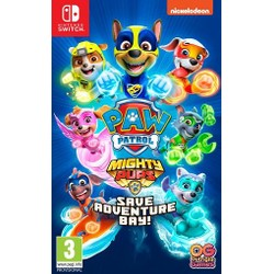 Pat'Patrouille Mighty Pups Nintendo Switch