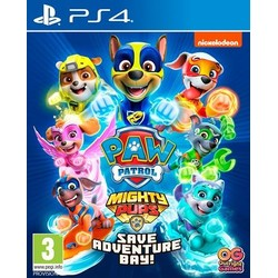Pat'Patrouille Mighty Pups PS4