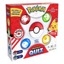 Dresseur Quiz Pokémon