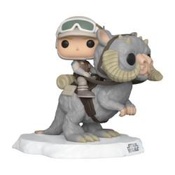 Figurine Funko Pop! Deluxe Star Wars - Luke Skywalker sur Taun Taun