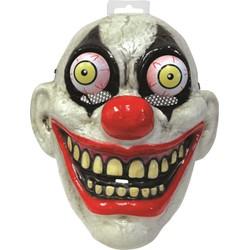 Masque adulte Clown Yeux exorbités