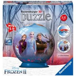 Puzzle 3D Ball 72 pcs - La Reine des Neiges 2