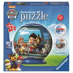 Puzzle 3D Ball 72 pcs - Pat' Patrouille