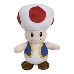 Peluche Super Mario & Friends 36 cm - Toad