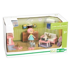 Playset Little Living Room