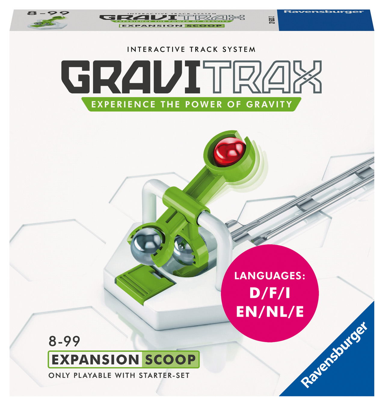 GraviTrax Bloc d Action Scoop