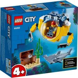 Le mini sous-marin - LEGO City - 60263