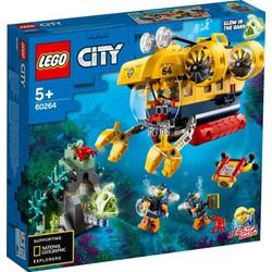 Le sous-marin d'exploration - LEGO City - 60264