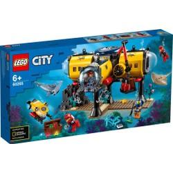 La base d'exploration océanique - LEGO City - 60265