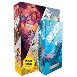 Maxi Pack Unlock! Secret Adventures + Les pièges du Nautilus