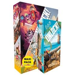 Maxi Pack Unlock! Secret Adventures + Le trésor de Tonipal