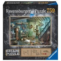 Escape Puzzle - La cave de la terreur - 759 pièces