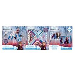 Pack 3 jeux La Reine des Neiges 2