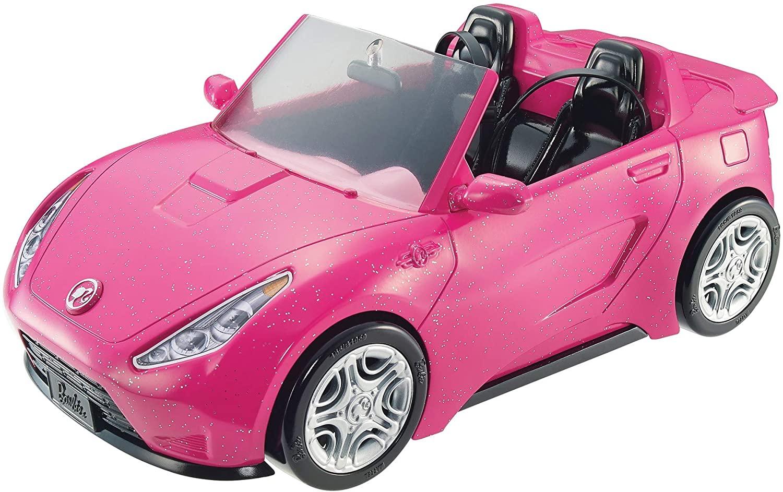 Barbie - Cabriolet rose