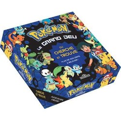 Pokémon - Le Grand Jeu du Cherche et Trouve