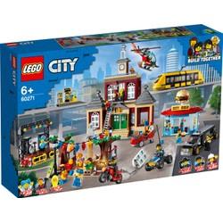 La place du centre-ville - LEGO City - 60271