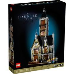 La maison hantée de la fête foraine - LEGO Creator Expert - 10273