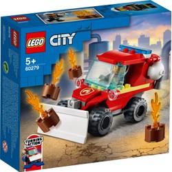 Le camion des pompiers - LEGO City - 60279