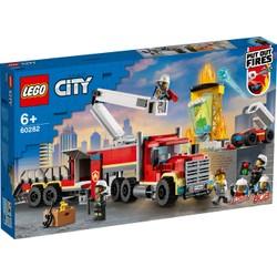 L'unité de commandement des pompiers - LEGO City - 60282