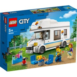 Le camping-car de vacances - LEGO City - 60283