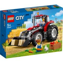 Le tracteur - LEGO City - 60287