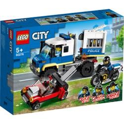 Le transport des prisonniers - LEGO City - 60276