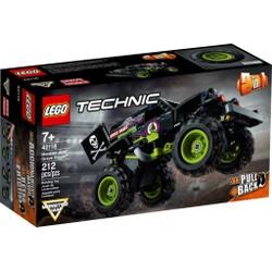 Monster Jam®  Grave Digger® - LEGO Technic - 42118