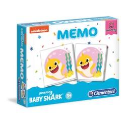 Memo Baby Shark