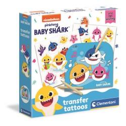 Baby Shark - Tattoos