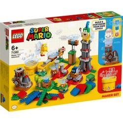 Set de créateur Invente ton aventure - LEGO Super Mario - 71380