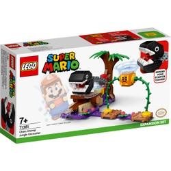 Ensemble d'Extension La rencontre de Chomp dans la jungle - LEGO Super Mario - 71381